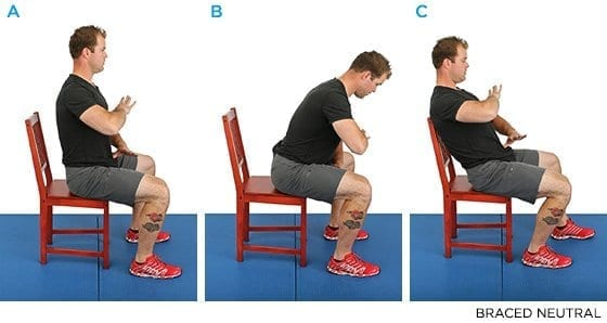 5 Best sitting posture tips to avoid back pain and fatigue 1
