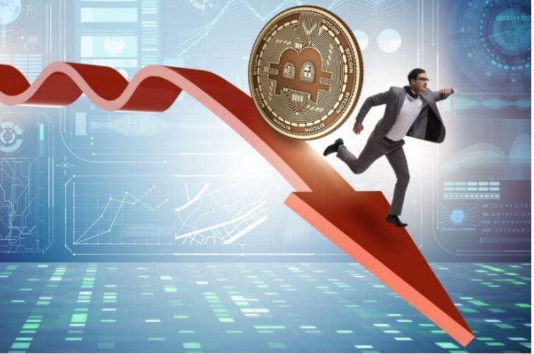 Bitcoin found support at $9,100, but a new downturn may come