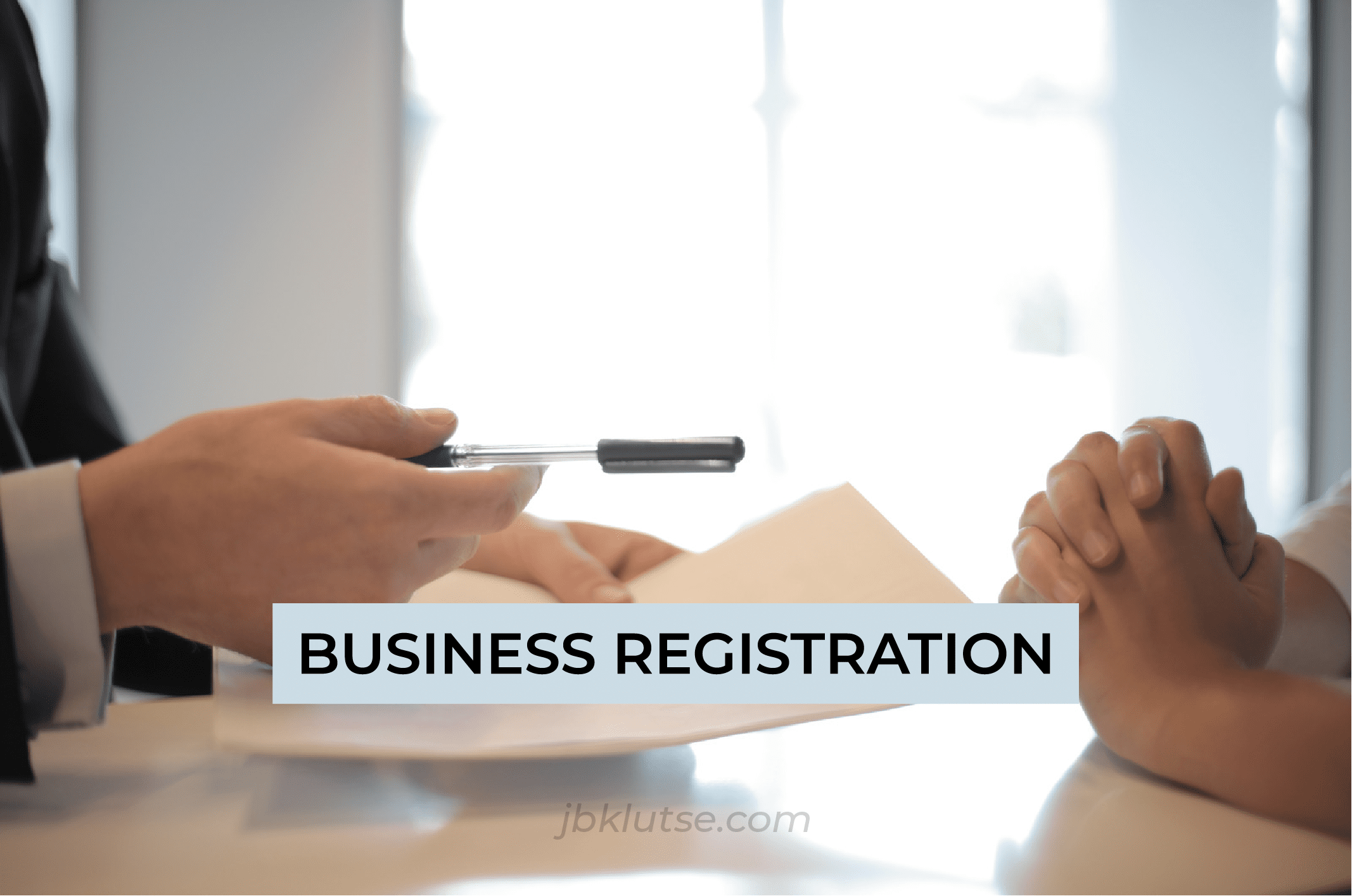 Find out how you can register a small business in Ghana