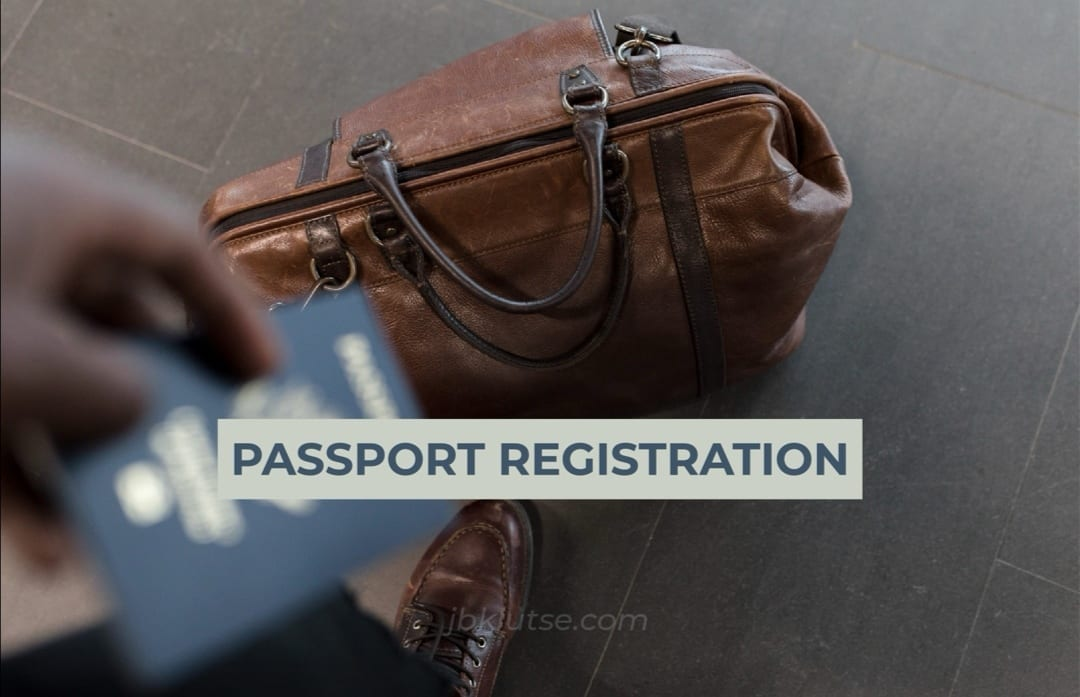 Step-by-Step instruction on how to apply for a passport in Ghana