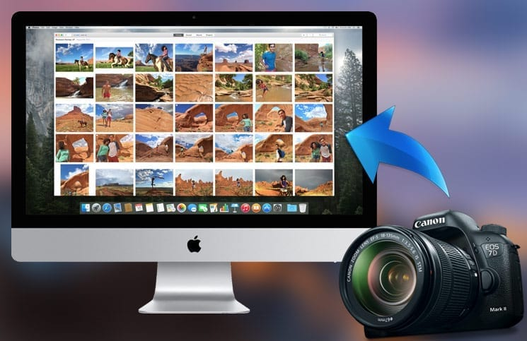 How to use Canon camera as a webcam for your Mac