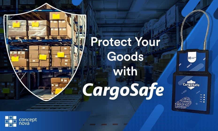 CargoSafe: Nigerian anti-theft solution for businesses