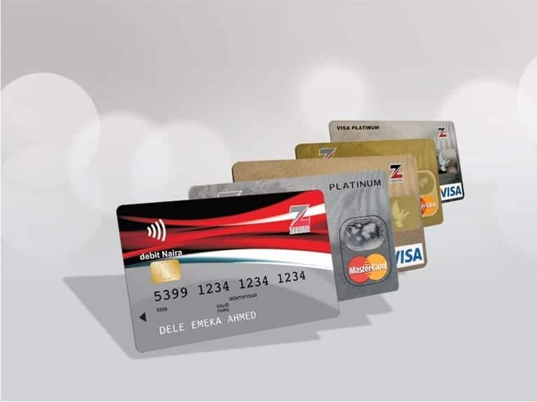 Here's how to apply for Zenith Bank ATM card in Nigeria