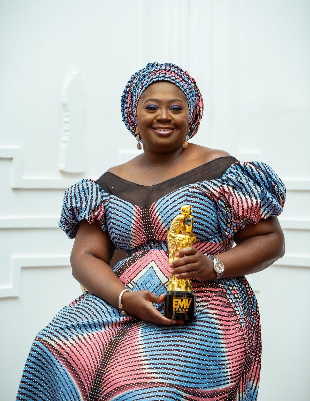 Abiola Bawuah is 'Woman of the Year' in EMY Africa Awards