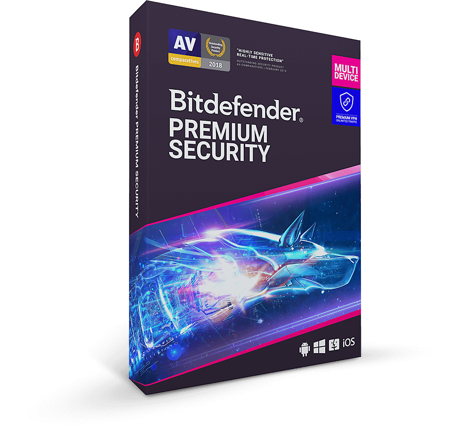A brief review about Bitdefender Total Security 2020