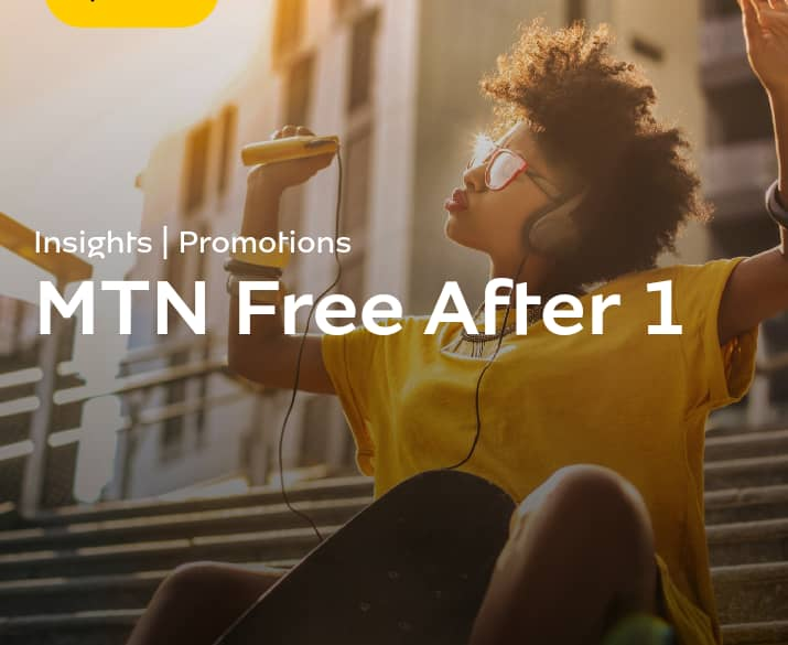 The easiest way to save money with MTN free after one