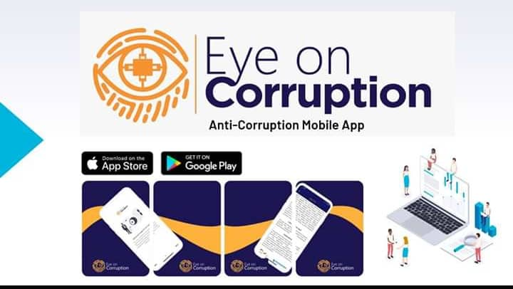 Ghana Integrity Initiative launch App to help track and fight corruption