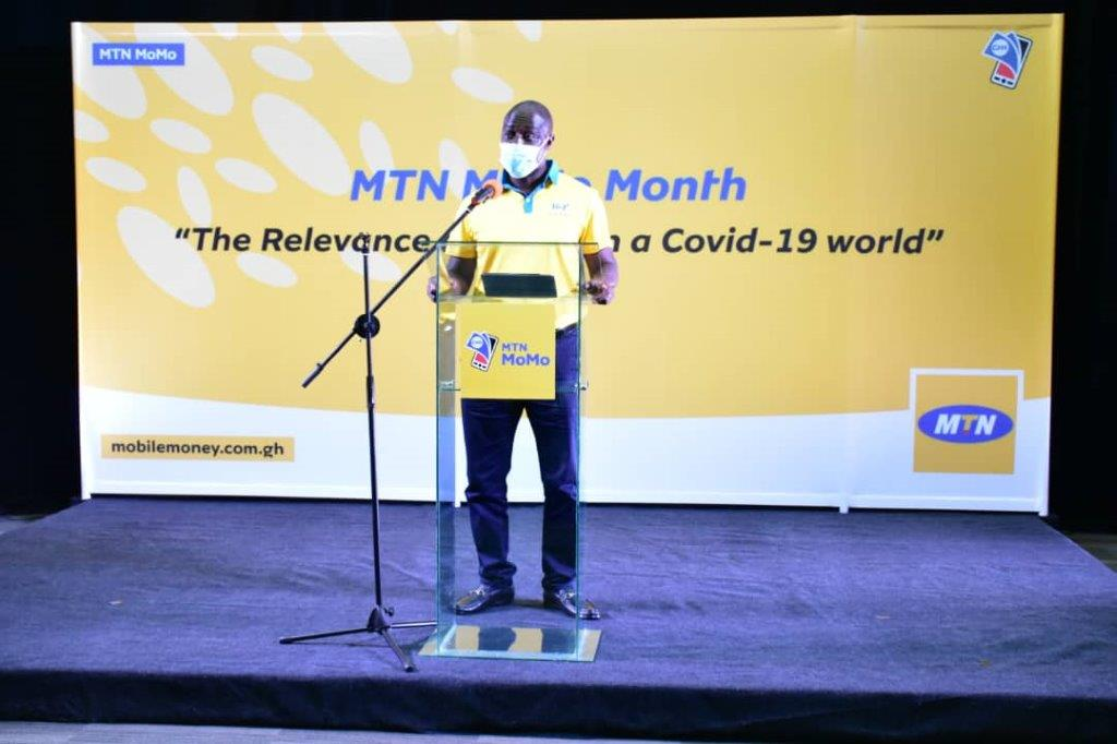 MTN MoMo encourages use of digital payments as it celebrates MoMo month in COVID-19 era