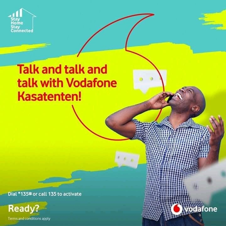 Vodafone introduces Kasatenten: Talk free after the 1st minute