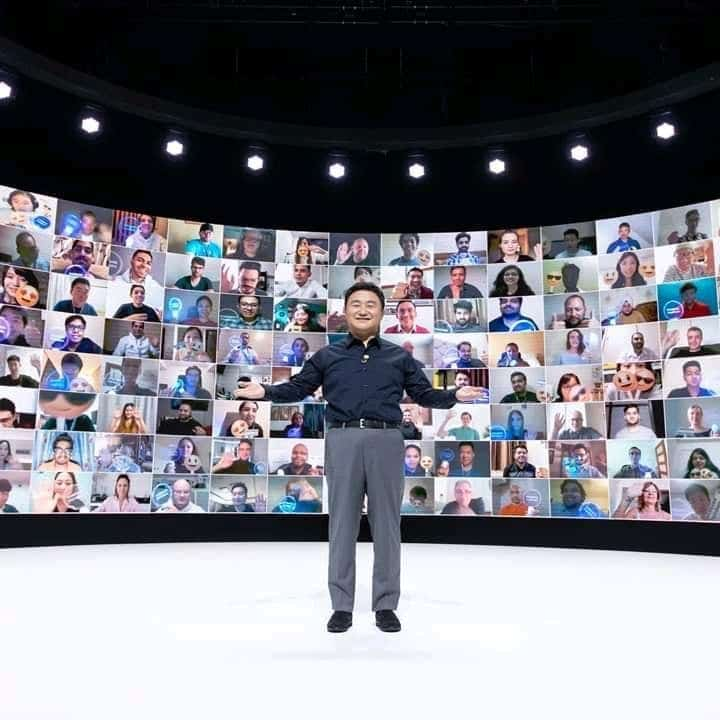 Samsung unveils new products at 2020 Unpacked event