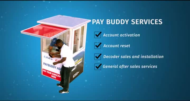 Enjoy absolute convenience with DStv Pay Buddy