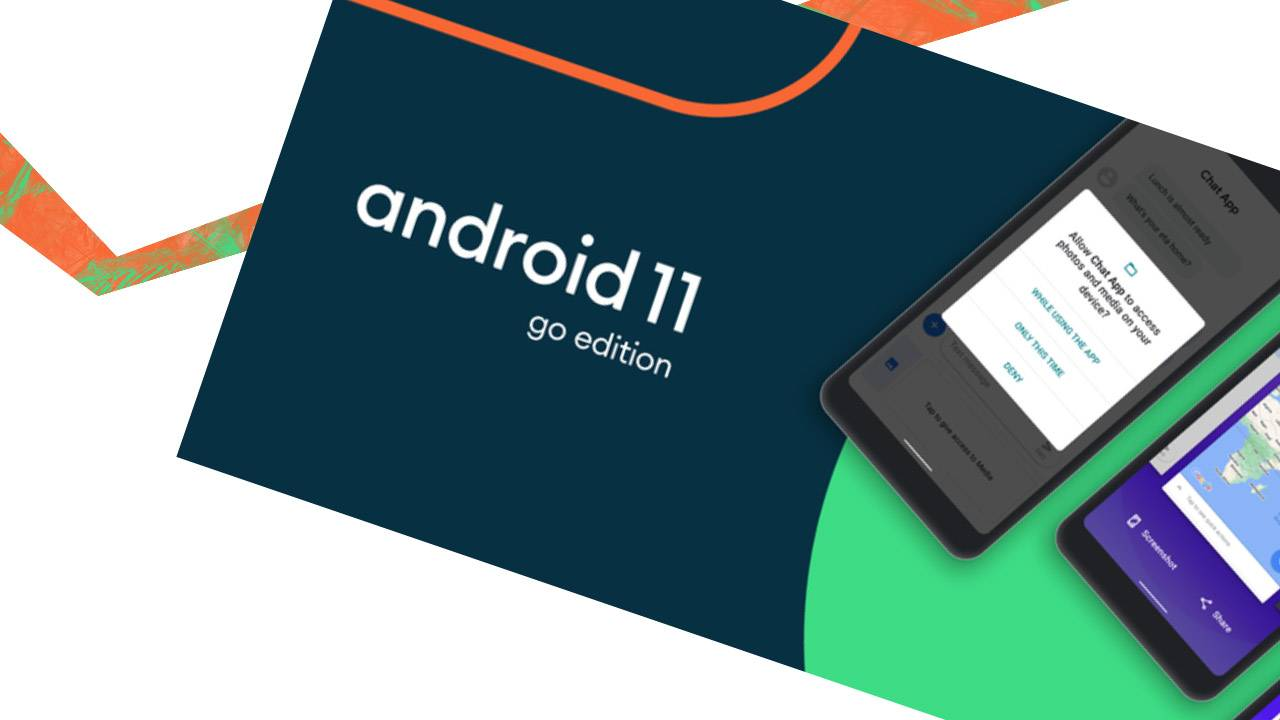 Android 11 Go edition announced for devices with up to 2GB of memory