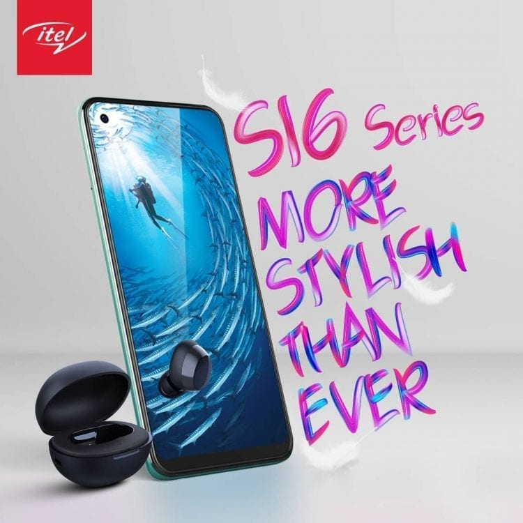 itel new phones and Tv sets