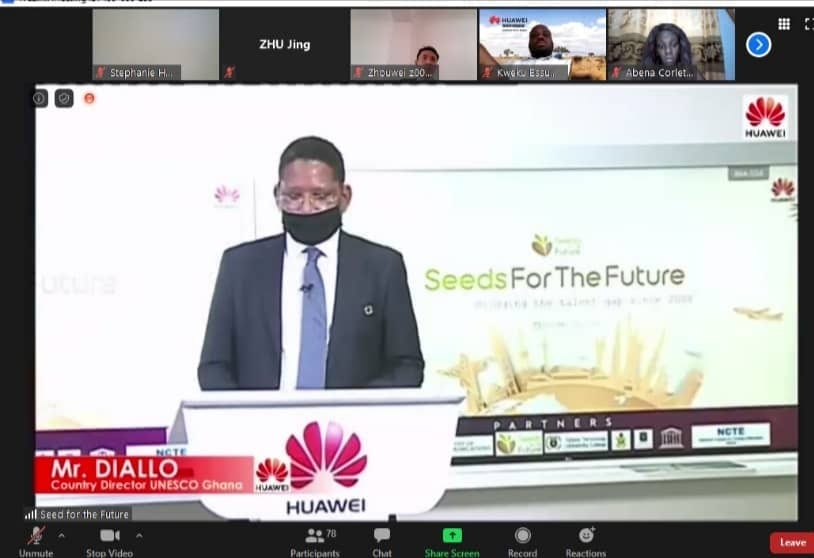 Huawei launches 2020 Seeds for the Future in Ghana