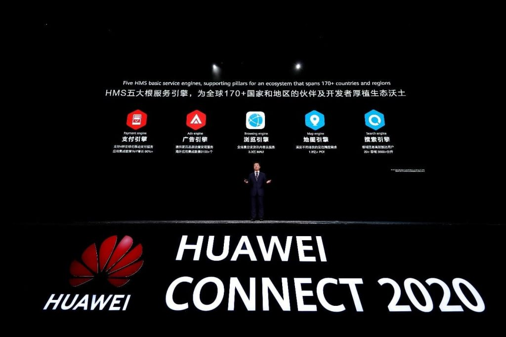 Huawei HMS solutions