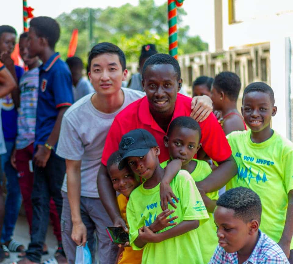 itel Ghana extends love to Great Mission International Orphanage ahead of Christmas