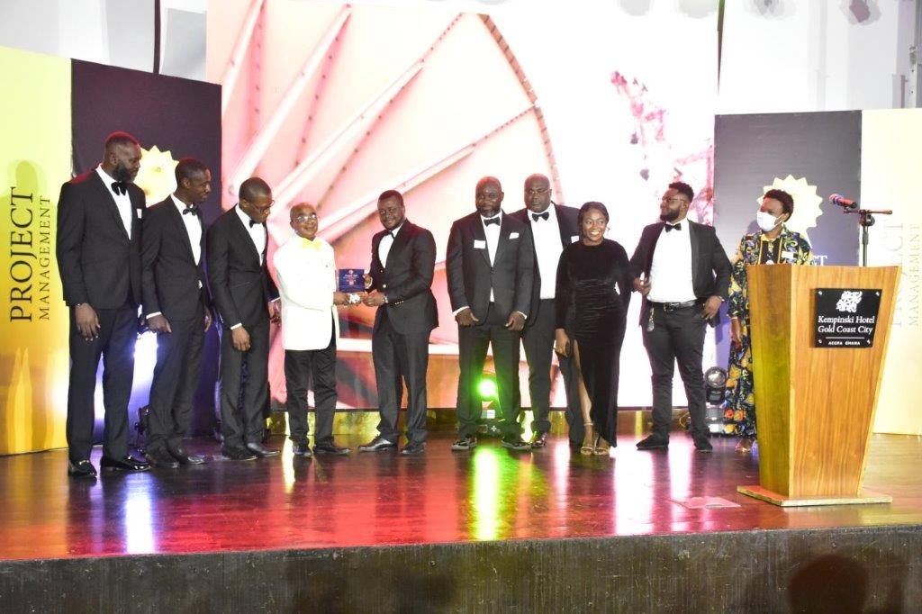 MTN Ghana excels at the 2020 project management awards