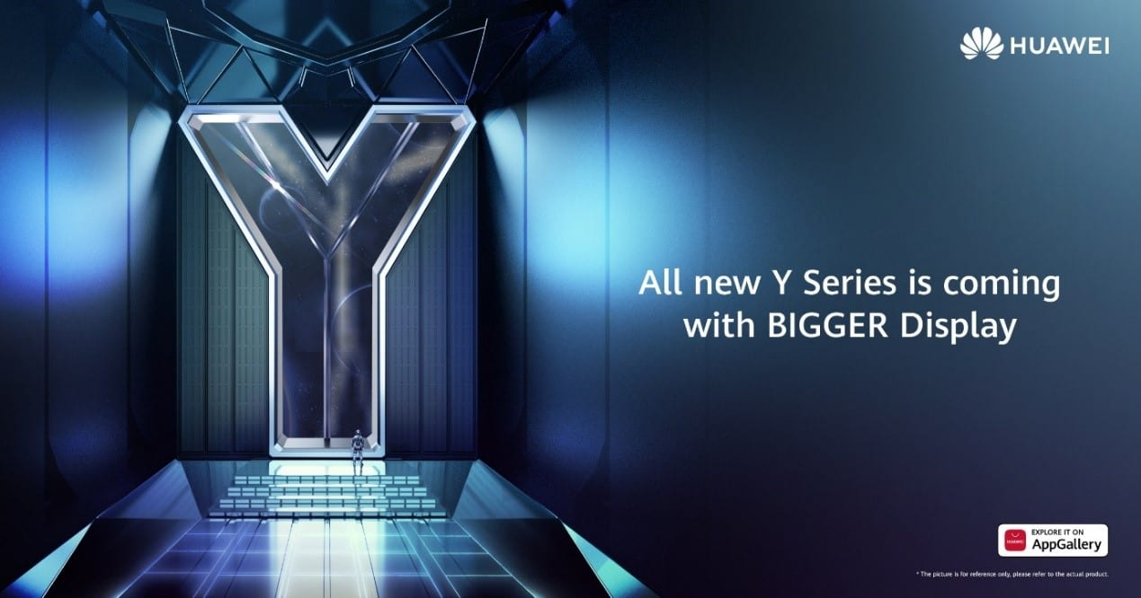 Huawei is expanding its Y series with an all-new smartphone!