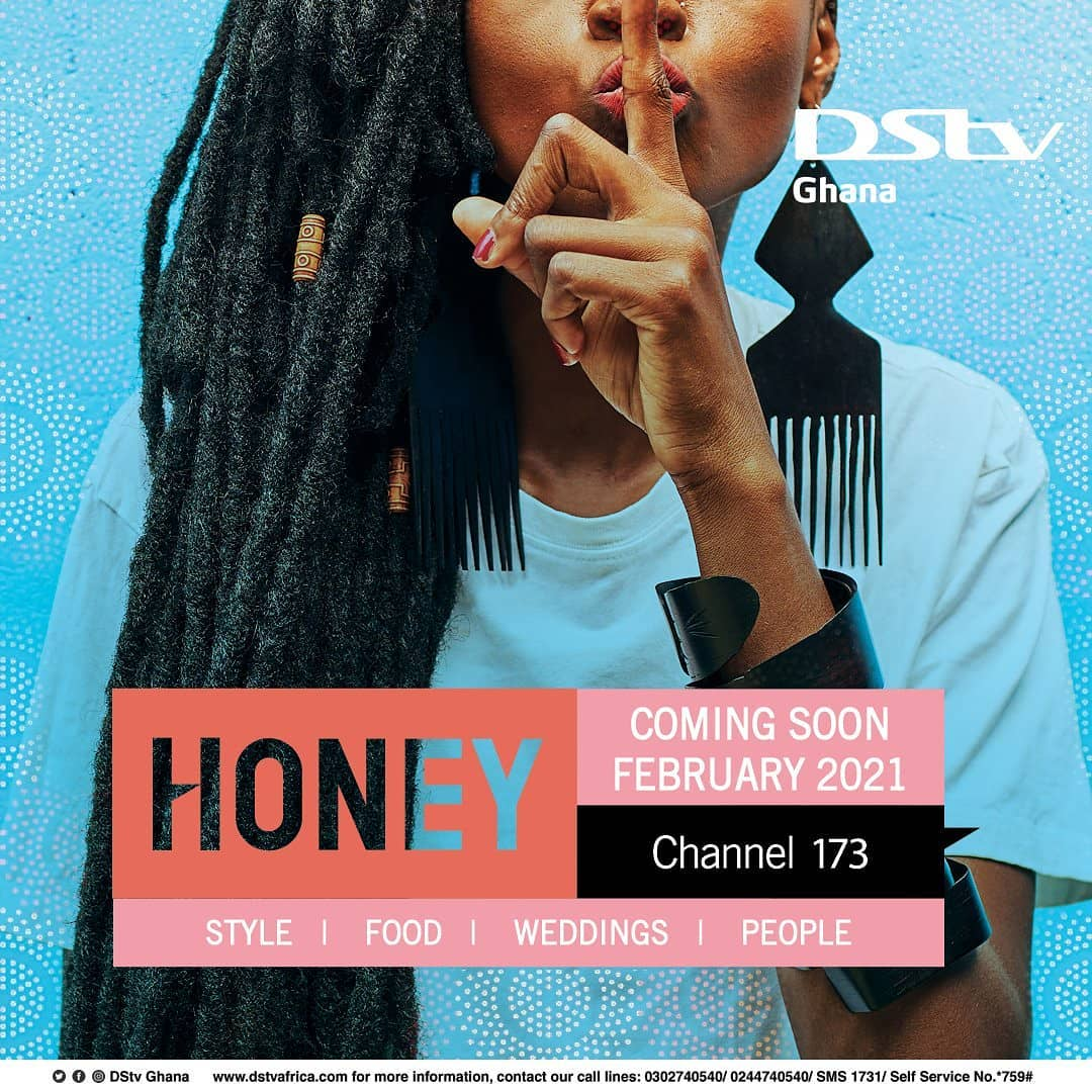 """MultiChoice To Introduce a brand-new Pan-African lifestyle channel """"HONEY"""""""