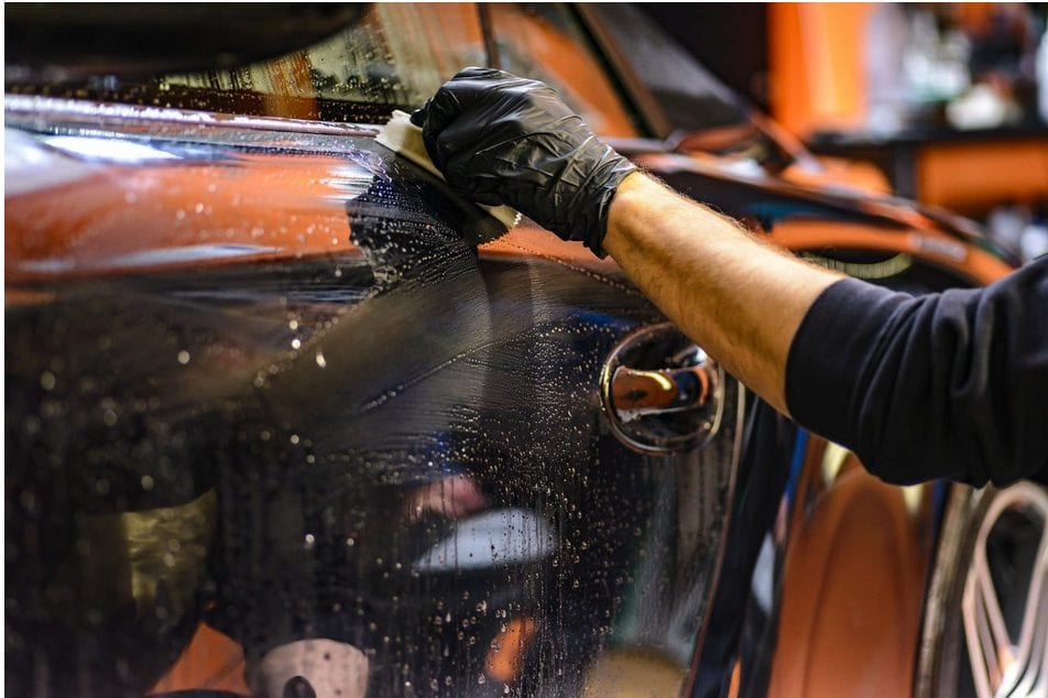 Giving your car more shinny value by 3m polish with this 4 easy tips