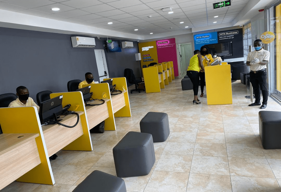 MTN remains focused on enhancing the digital experience of its customers