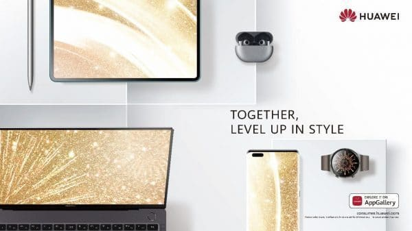 Huawei tackles today's digital era demands with its smart ecosystem for all kinds of users