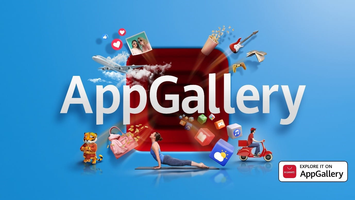 Top 3 free messaging apps that you can download from HUAWEI AppGallery right now!