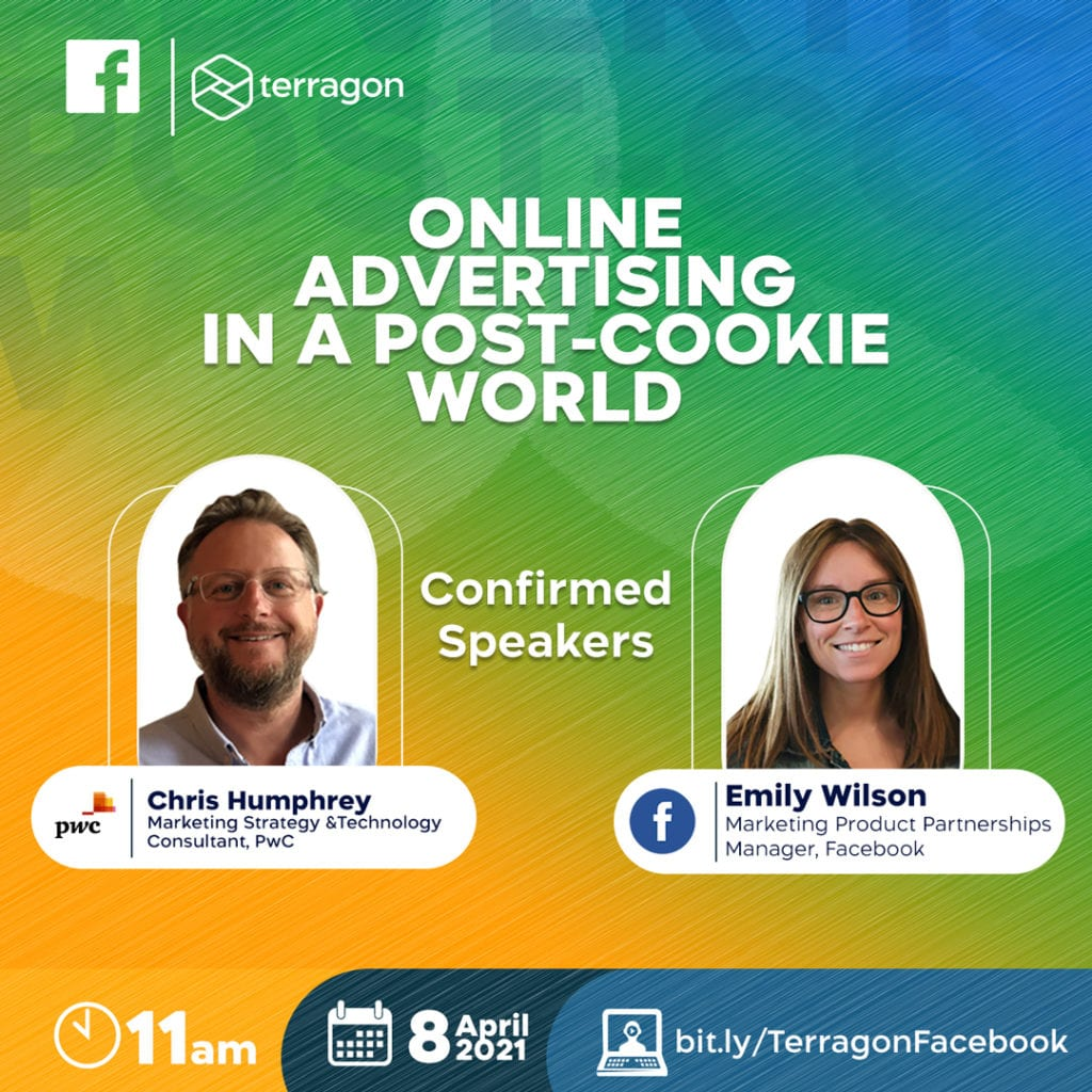Terragon, Facebook to host a webinar on thriving without third-party cookies