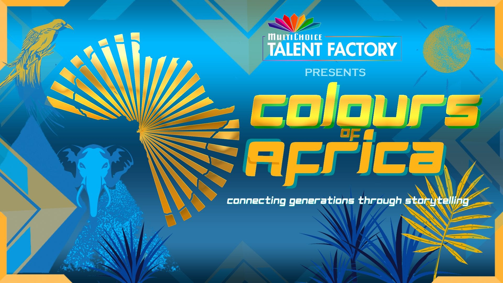 MTF: Colours of Africa short film series in celebration of Africa Day