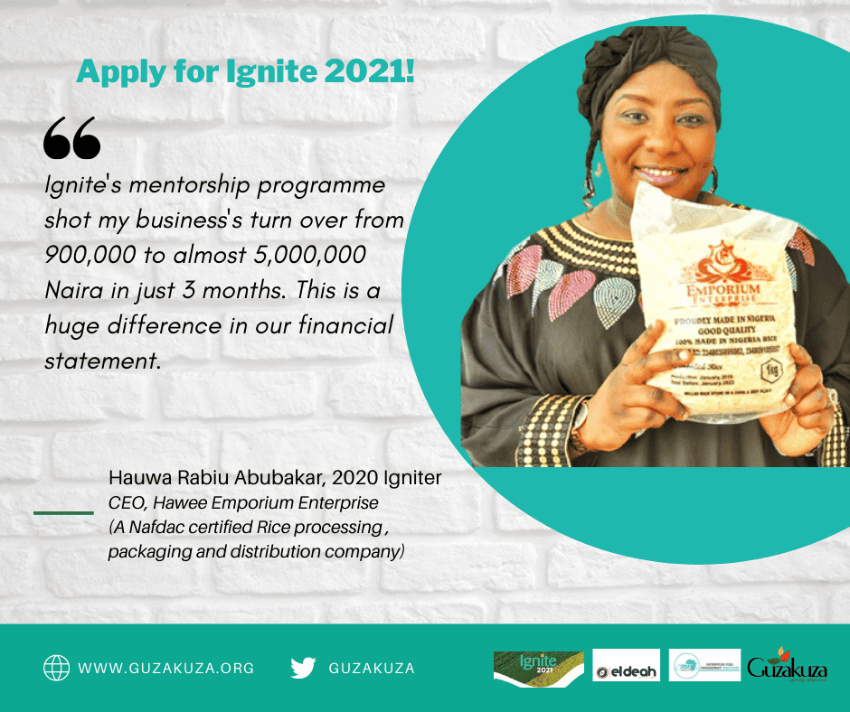 Female Agribusiness Professionals encouraged to apply for Ignite 2021