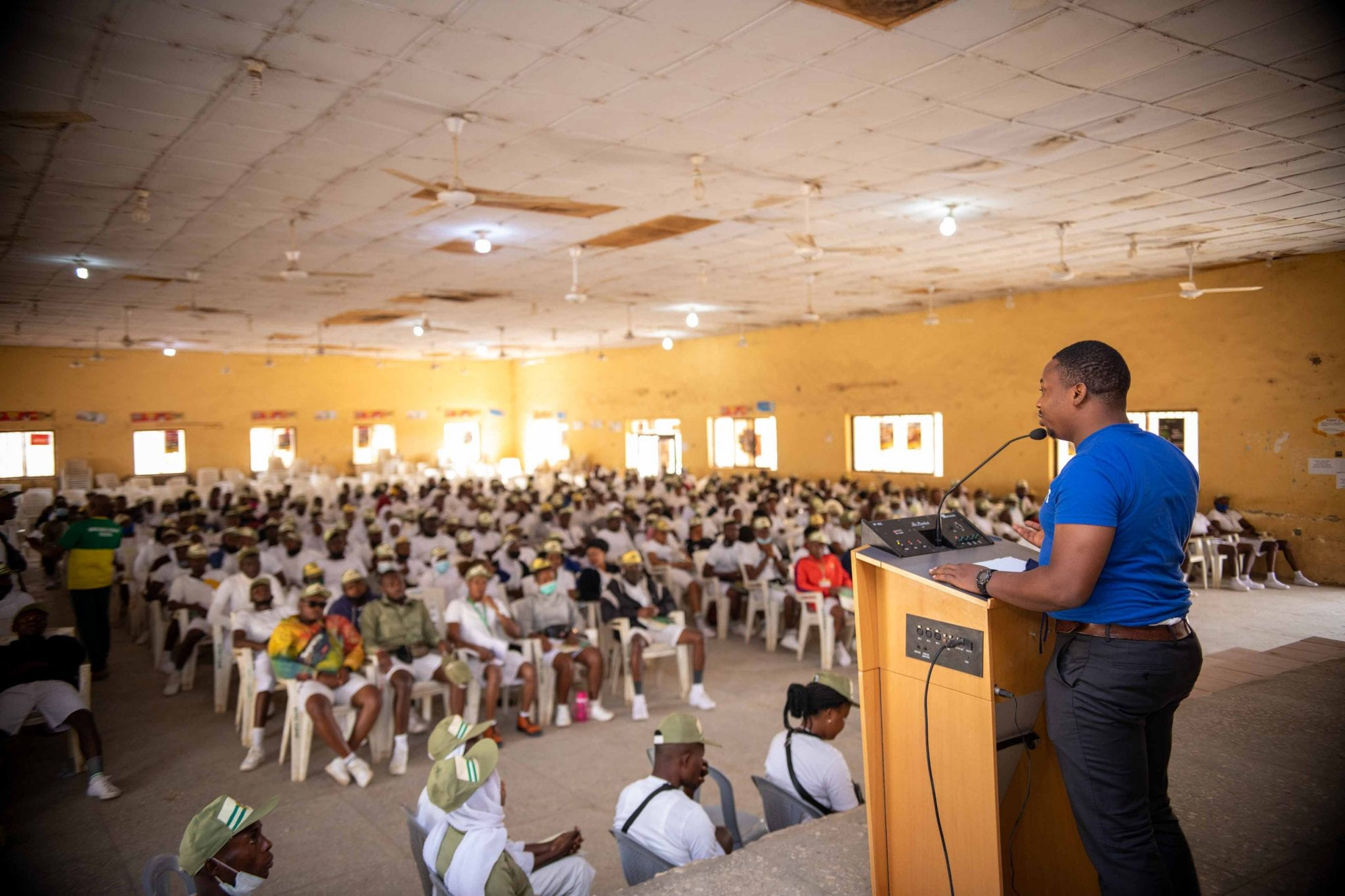 Jobberman partners with the Nigerian Youth Service Corps [NYSC] to train 120,000 youth corpers a year