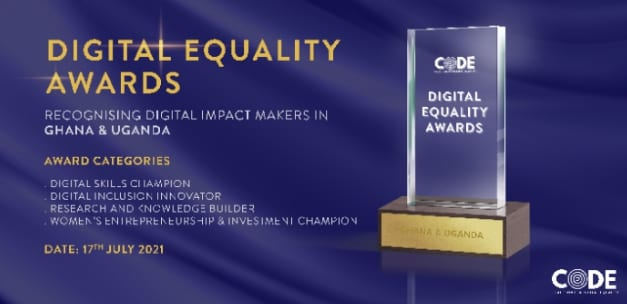 Nominations open for Digital Equality Awards