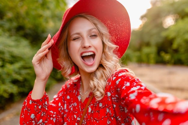 Ladies, here comes the best rules for wearing hats