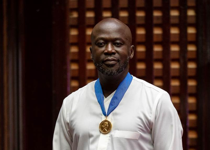 Sir David Adjaye OBE receives the 2021 Royal Gold Medal for architecture