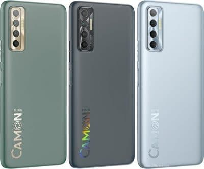 Tecno Camon 17P (2021): Full phone specifications, price and more