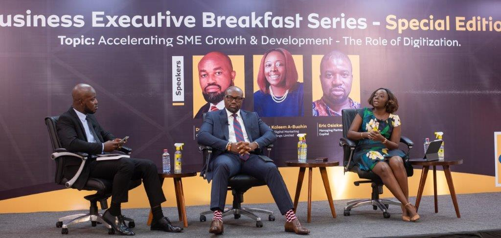 Business Mogul McDan and Tech Experts share insights on transformation of the SME space through digitalisation