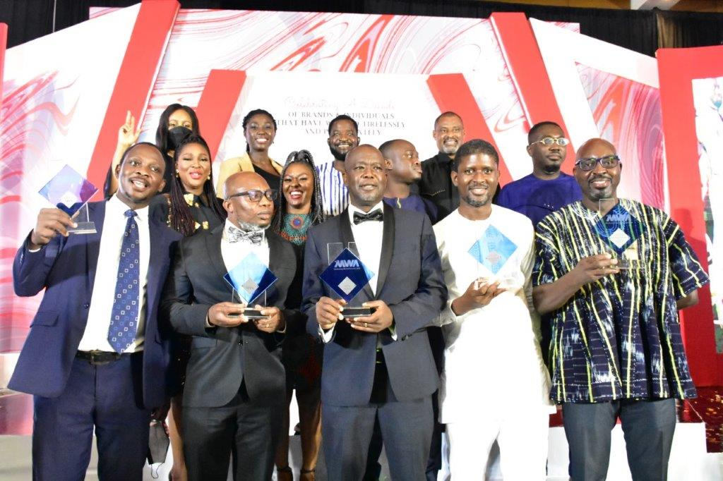 MTN Ghana innovate marketing campaigns receive recognition at the 10th Marketing World Awards