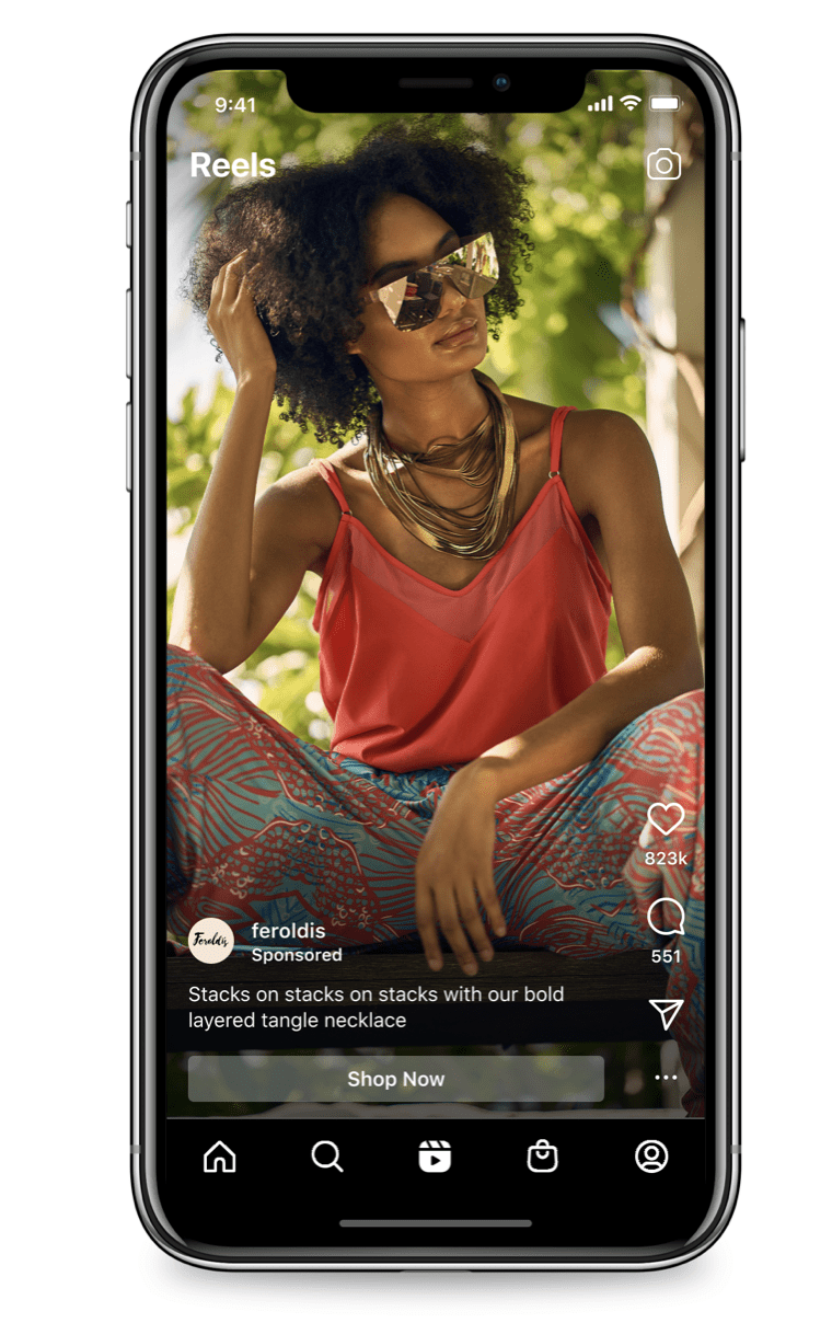 Facebook launches Reels Ads on Instagram across SSA