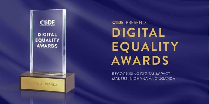 Coalition for Digital Equality honors digital impact makers from Ghana and Uganda
