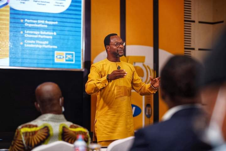 MTN unveils plans for the future at 2021 Media Forum held in Accra