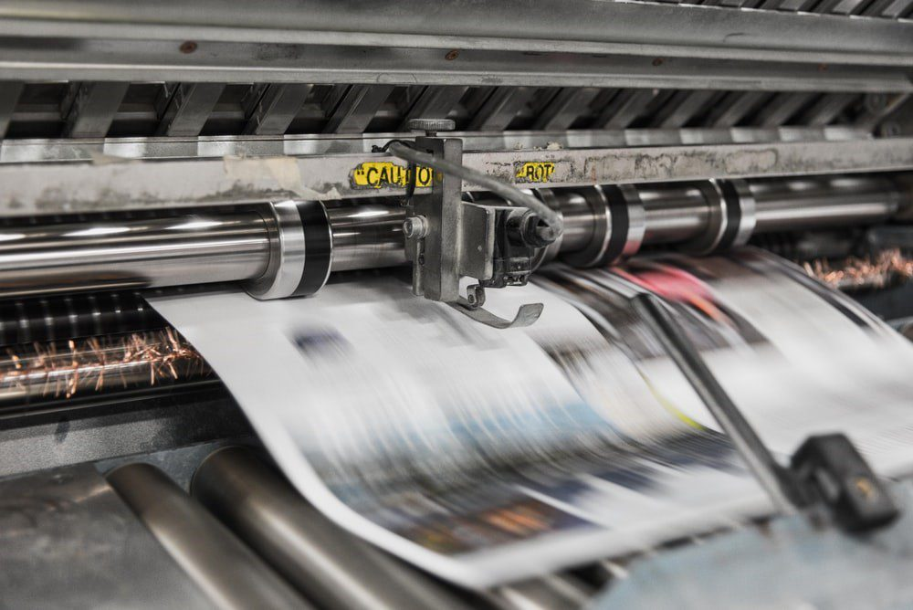 Five reasons why printing companies are important in a business industry