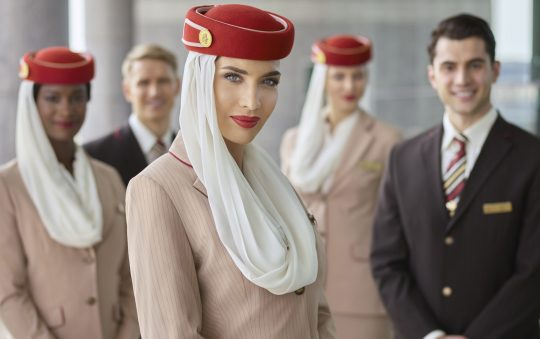 Emirates seeks 3,000 cabin crew and 500 airport services employees to support operations ramp-up