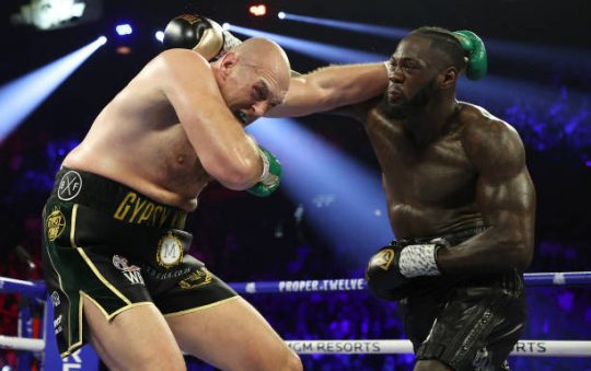 WBC heavyweight title, Fury v Wilder III to continue epic rivalry exclusive to DStv