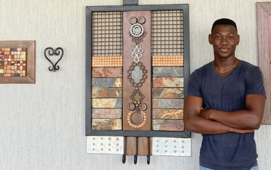 Meet the Ashesi student who is building Ghana's first helicopter