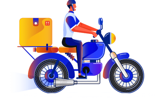 Top 4 Ghanaian delivery companies
